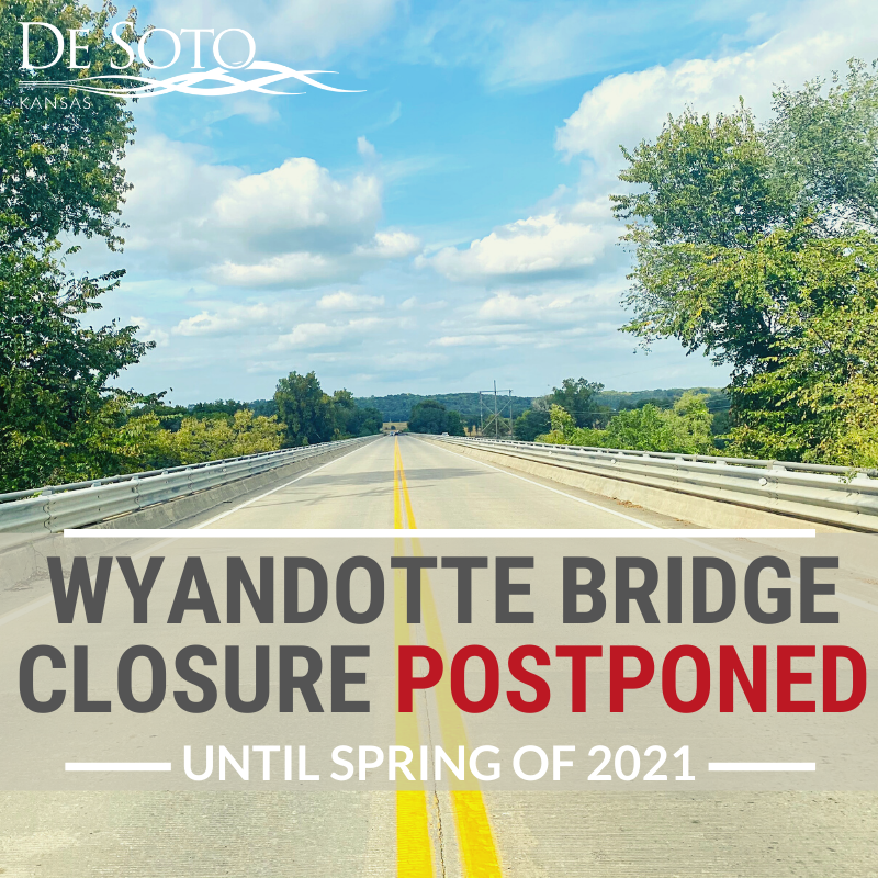 Bridge Closure Postponed